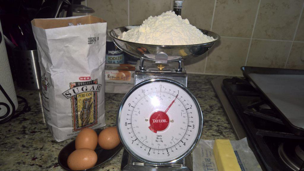 Biscottoni arancia - ingredienti