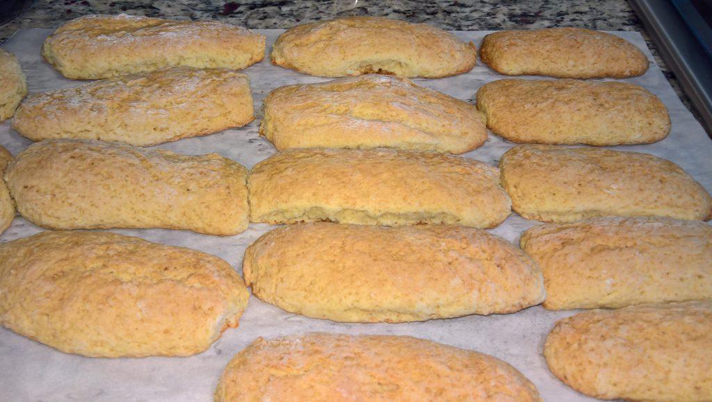 biscottoni arancia