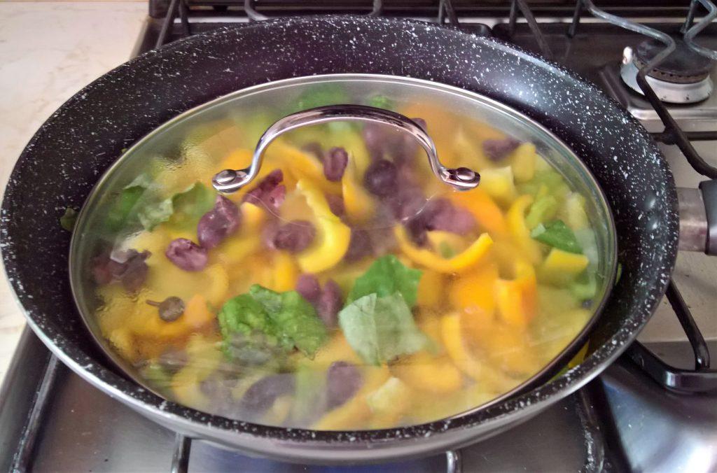 peperoni in umido