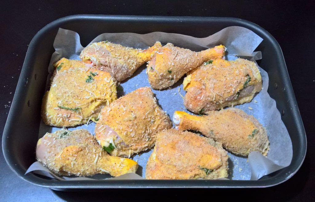 pollo mollicato al limone