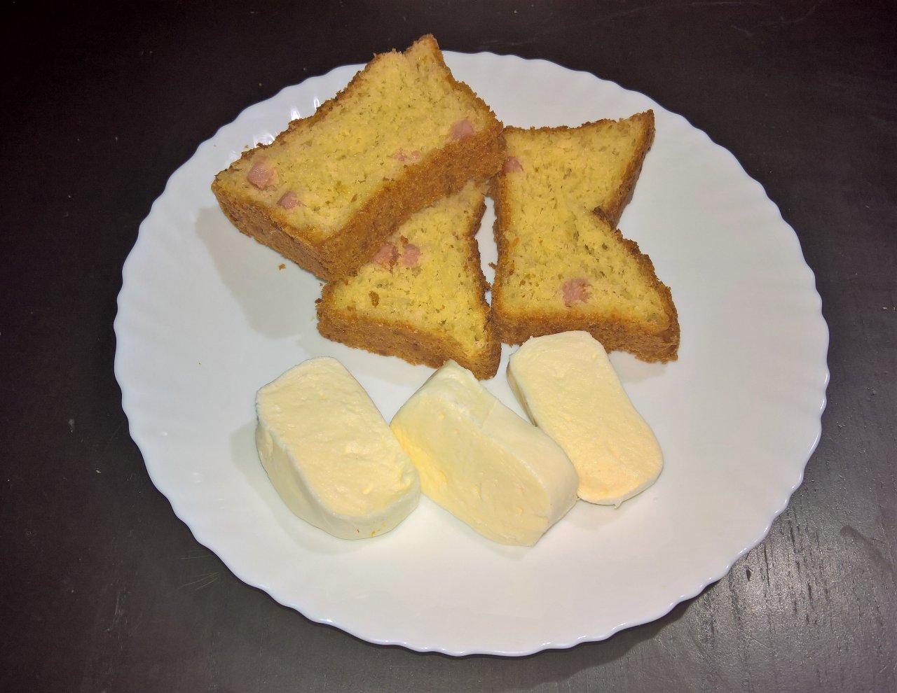 Pan brioche rustico