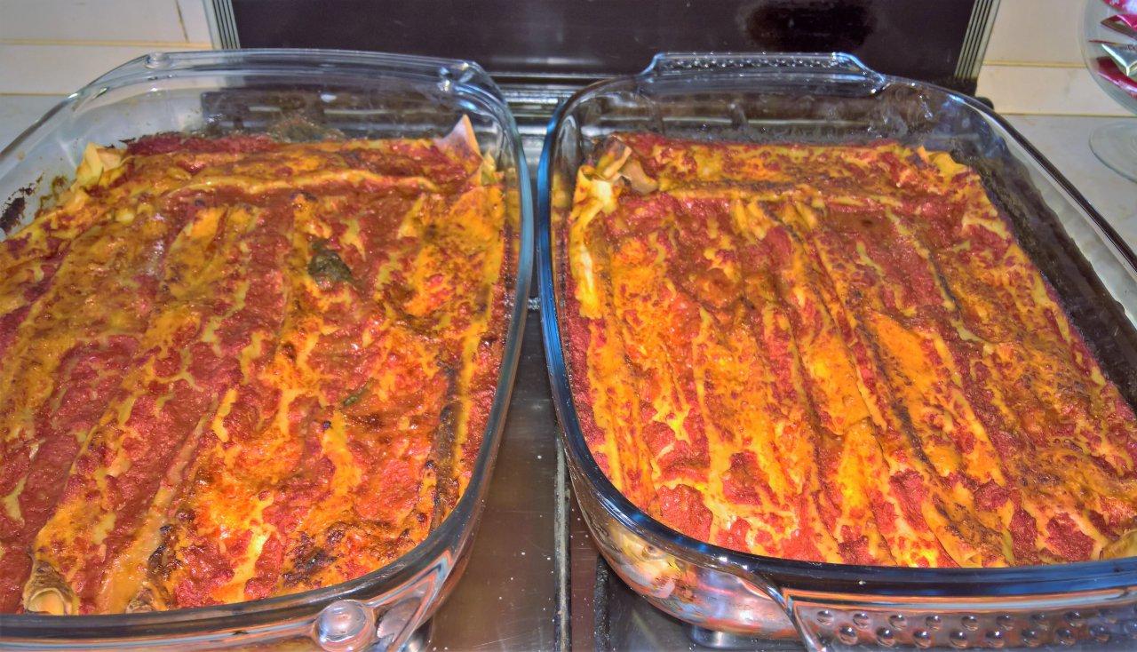 lasagna rollè